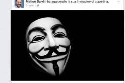 Perché Anonymous ha attaccato Matteo Salvini