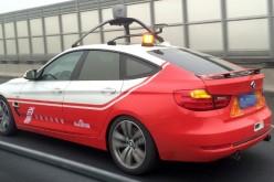 Baidu testa in Cina la sua self driving car