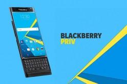 Nuovo BlackBerry PRIV con Android arriva in Italia