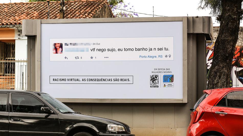 brasile razzismo social network