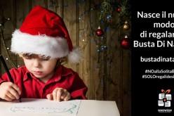 I giovani chiedono di ricevere soldi anziché regali? Arriva la BustaDiNatale.it!