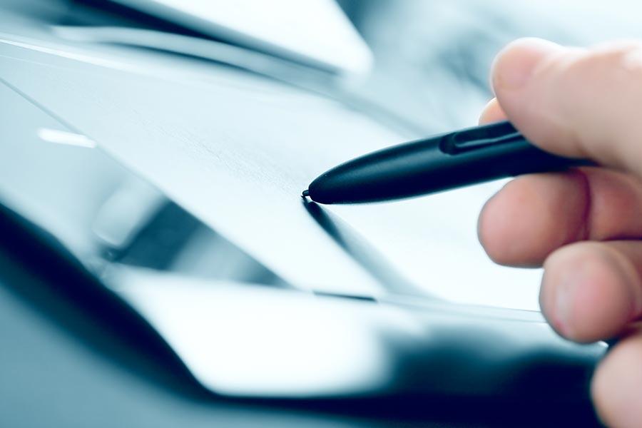 SB Italia e Wacom: digitalizzazione oltre i confini dell'azienda grazie alla firma grafometrica