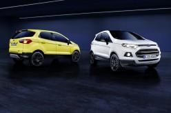 Ford lancia la nuova EcoSport Titanium S