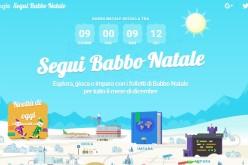 Santa Tracker, segui Babbo Natale con Google