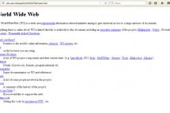 25 anni fa nasceva il primo sito web