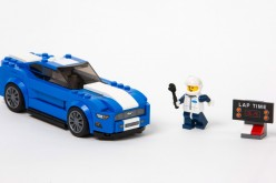 Ford e LEGO Speed Champions presentano i nuovi set Mustang e F-150 Raptor