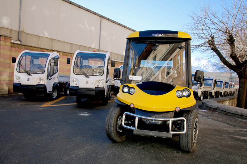 Exelentia mobilità sostenibile