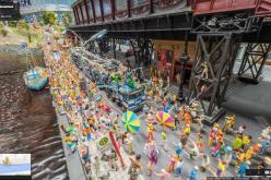 Una meraviglia in miniatura, da visitare con Street View