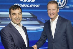 Sottoscritta partnership tra Mobileye e Volkswagen