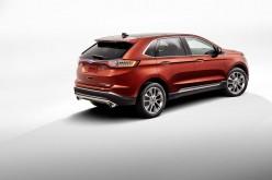 Ford: la nuova Edge arriva in Italia tra eleganza e tecnologia