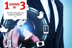 Solo 1 azienda su 3 intende sviluppare un ambiente digitale