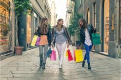 """Il mercato delle vie dello shopping ai """"tempi"""" dei saldi"""
