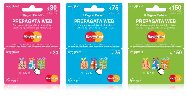 Web MasterCard