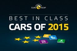 ACI: pubblicata la classifica EuroNCAP delle Best in Class 2015