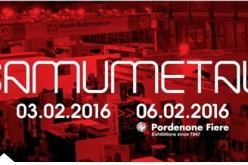 Macchine a controllo numerico perfettamente integrate a Samumetal 2016