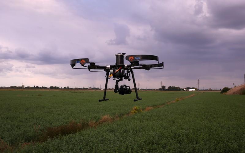 Smog: anche i droni nella guerra alle polveri sottili