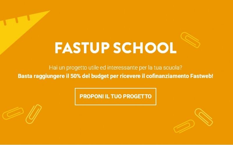 FastUP School: Miur, Fastweb e Eppela finanziano i progetti digitali delle scuole