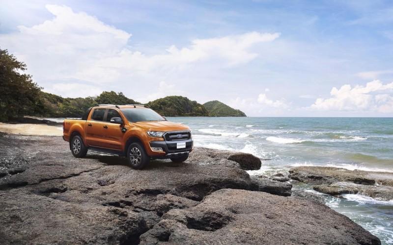 Il Ford Ranger è il pick-up più venduto in Europa