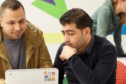 Google porta i profughi tedeschi online