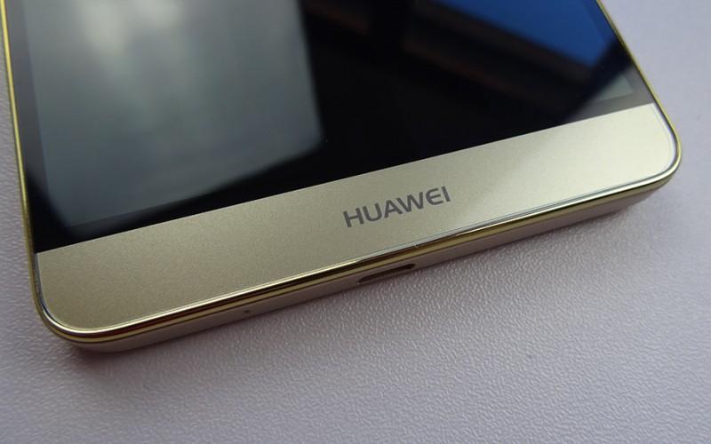 Huawei presenta Mate 8 al CES 2016