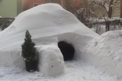 Su Airbnb l'igloo newyorkese in affitto