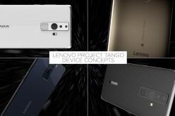 Lenovo produrrà il primo smartphone Project Tango