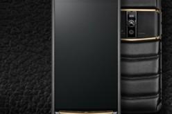 Signature Touch: lo smartphone da 18mila euro