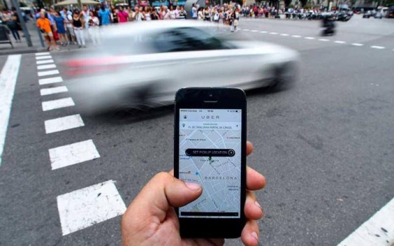 Uber spia gli autisti con il giroscopio dello smartphone