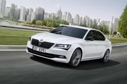 ŠKODA Superb finalista per i più prestigiosi premi automotive