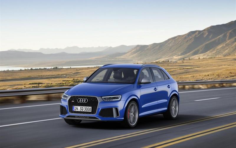 Audi RS Q3 performance: pura potenza