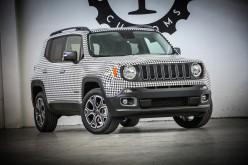 Una Jeep Renegade tailormade per celebrare i 10 anni di Womanity