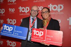 SAP Italia certificata Top Employers Europe 2016