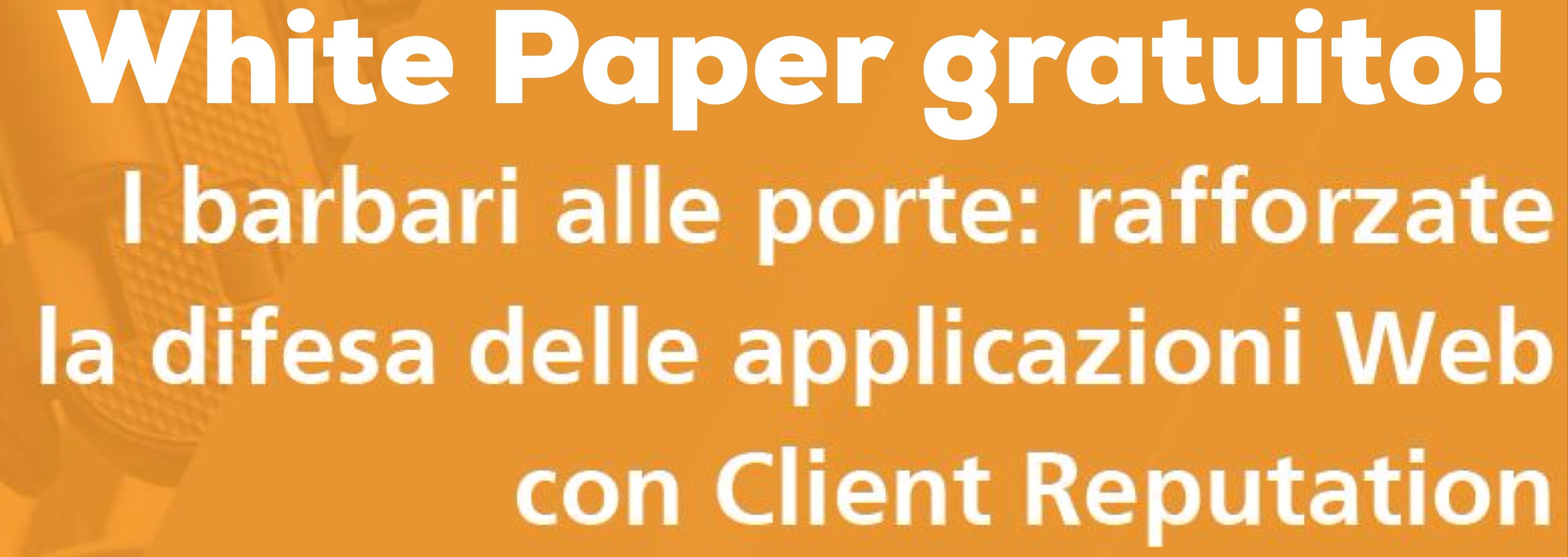 Sicurezza White Paper