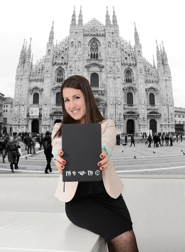 Alessandra Bossi marketing coordinator
