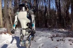 Atlas robot: adesso fa paura