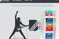 YouTube migliora l'offerta musicale con BandPage