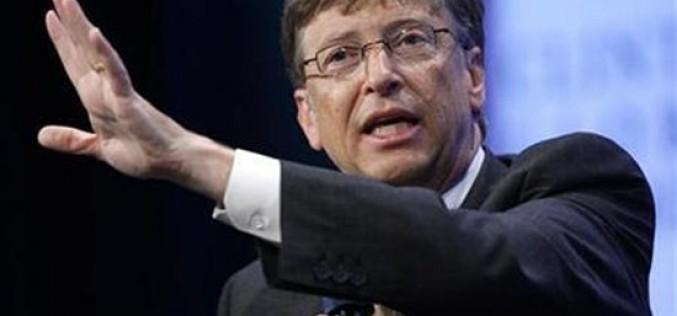 """Bill Gates chiede scusa per """"Ctrl-Alt-Canc"""": """"E' scomodo"""""""