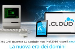 """Il """".cloud"""" è disponibile per tutti"""