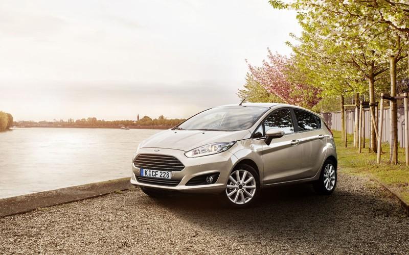 La Ford Fiesta vince il Green Prix 2016