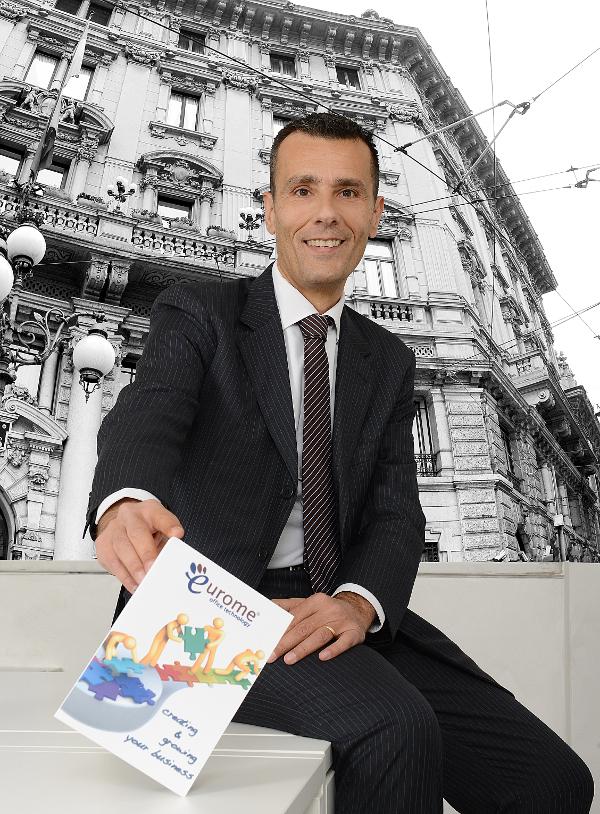 Giorgio Marinelli amministratore unico di Eurome