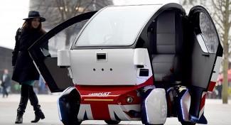 L'auto senza pilota di Google è pronta per Londra
