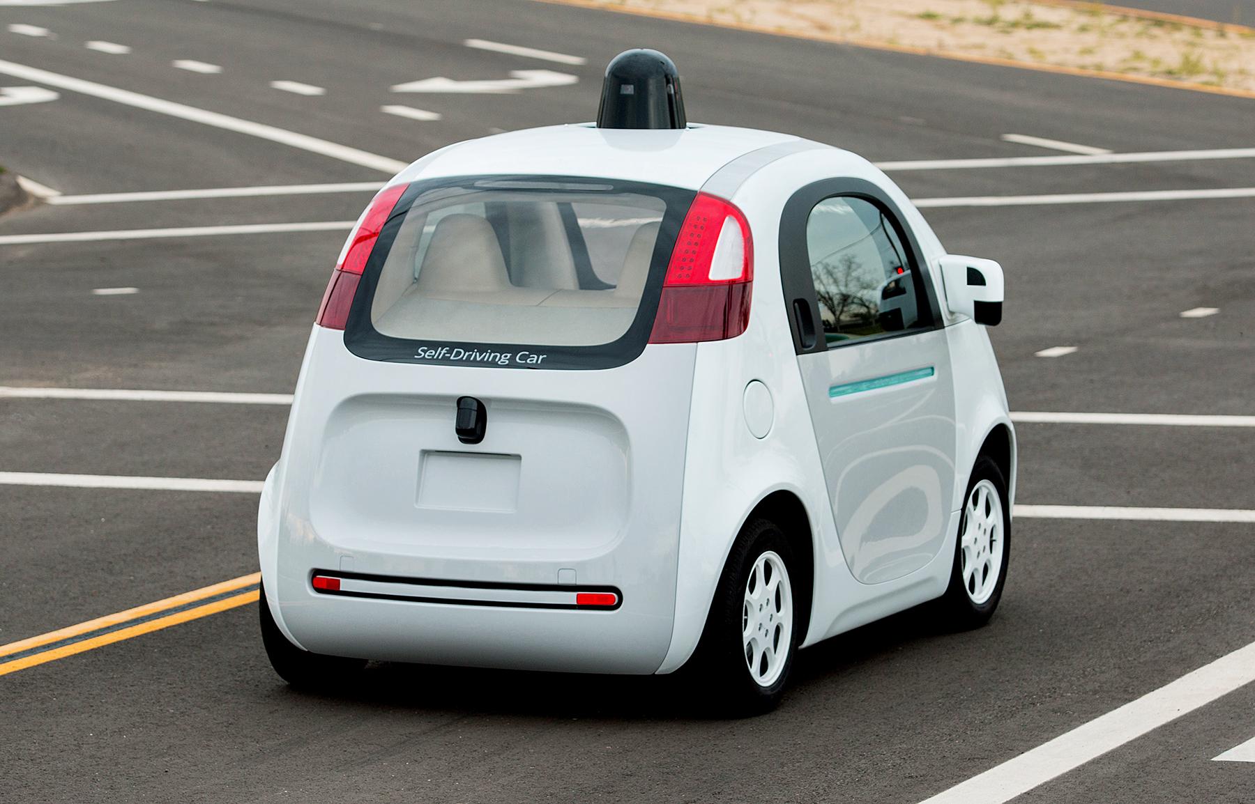 google report auto senza pilota