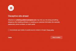 Google bloccherà le pubblicità sospette con Safe Browsing