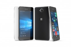 Microsoft presenta il Lumia 650