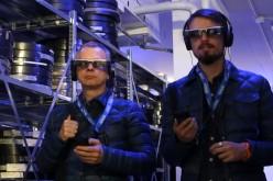 Con gli smartglass Moverio un viaggio all'interno dei capolavori del cinema