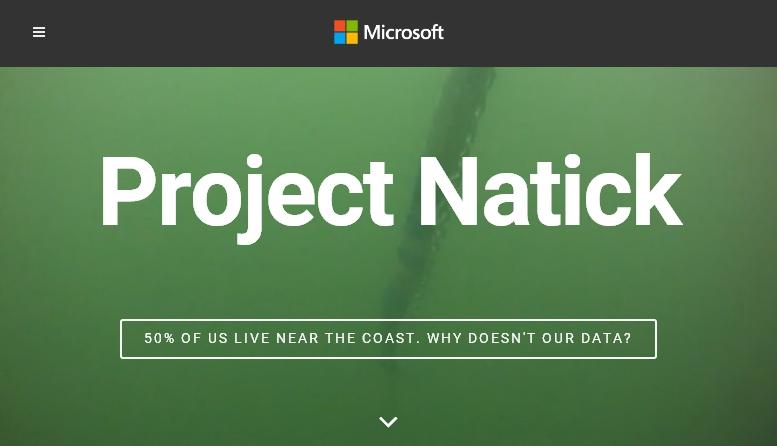 project natick data center mare microsoft
