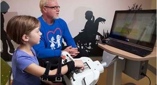 Riabilitazione neurologica, due nuovi robot al Bambino Gesù di Roma