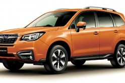 Subaru Forester si aggiudica la valutazione Top ASV+ dal JNCAP – Preventive Safety Performance Assessment