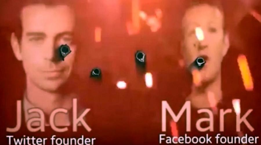 Isis facebook twitter terrorismo jack dorsey mark zuckerberg