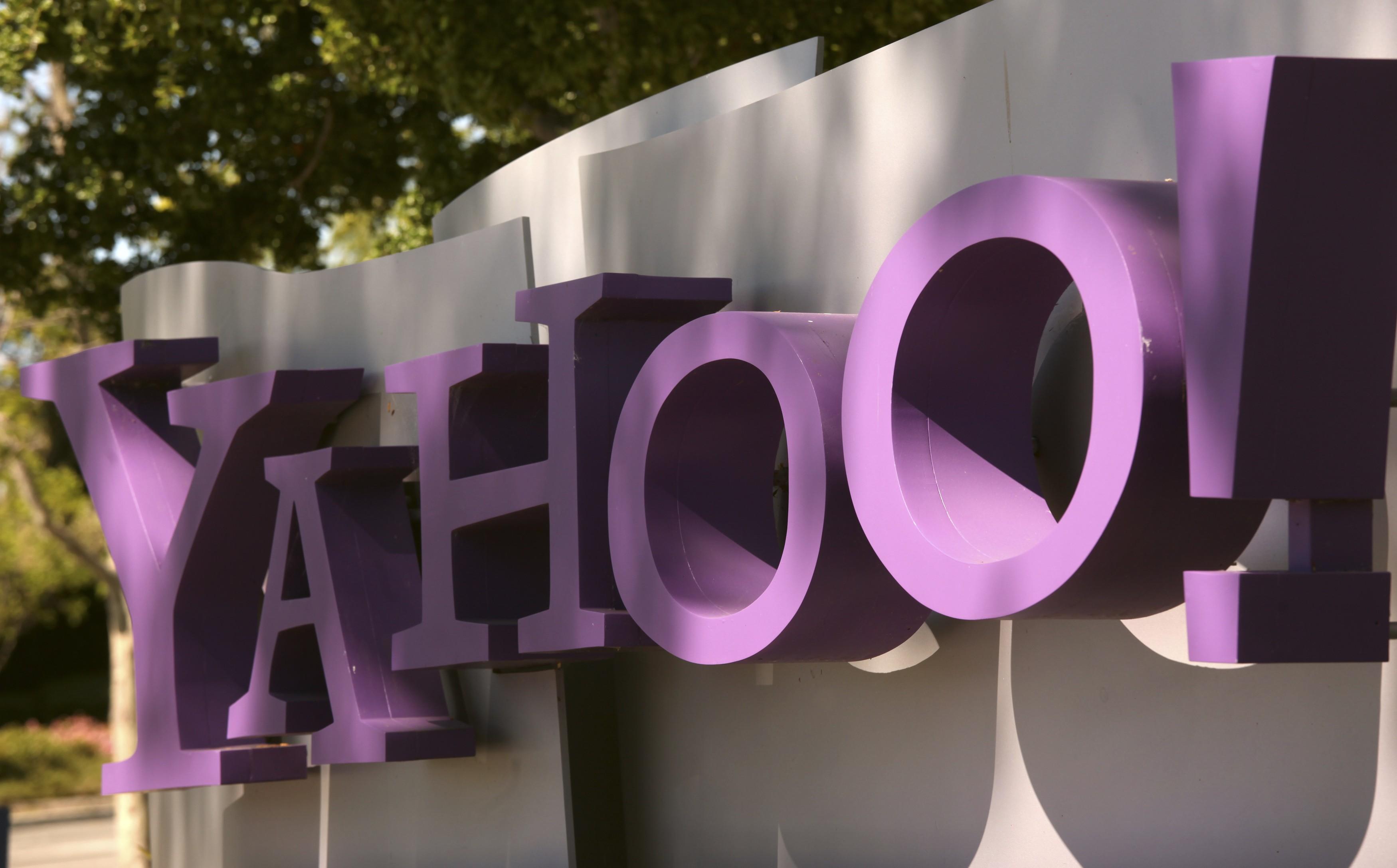 Yahoo vendita